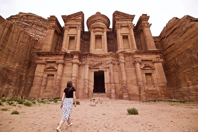 8 Day Road from Petra to Cairo