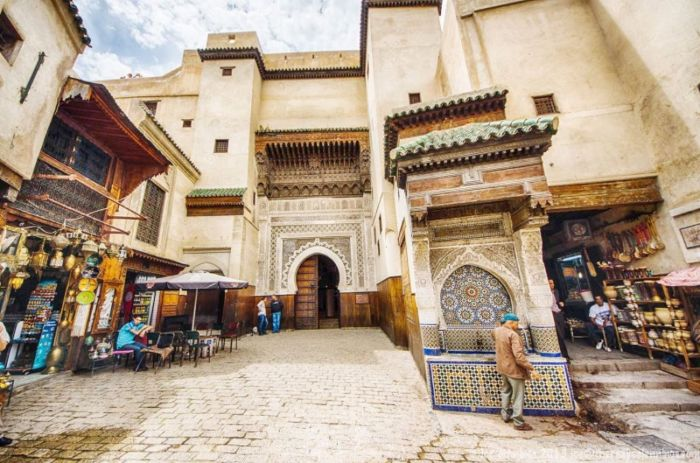 Morocco Imperial Cities