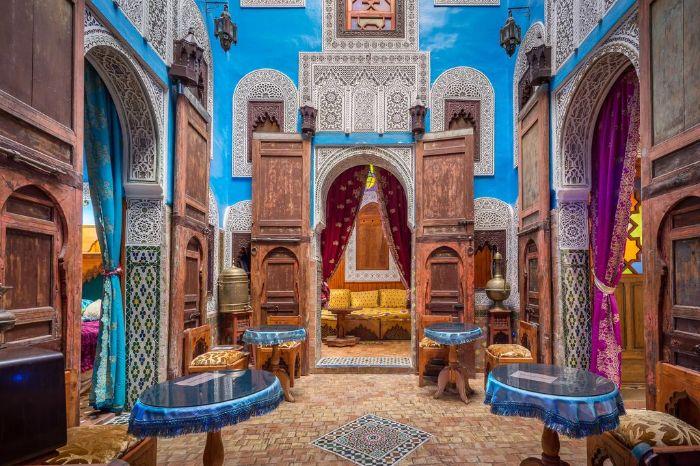 5 Days Marrakesh and Fez Tour