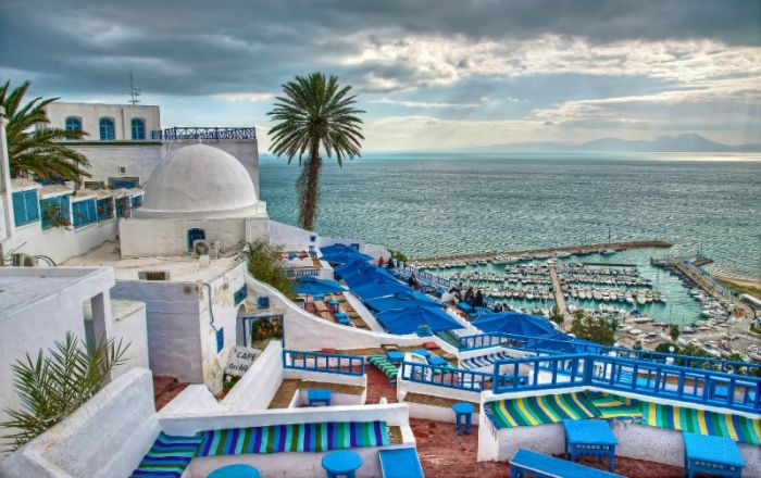 Tunisia Tour with Camp Mars Timbaine