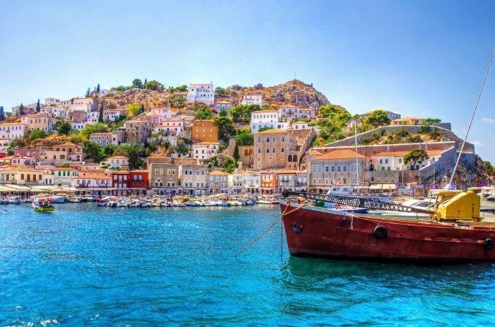 Athens and 3 Islands Tour