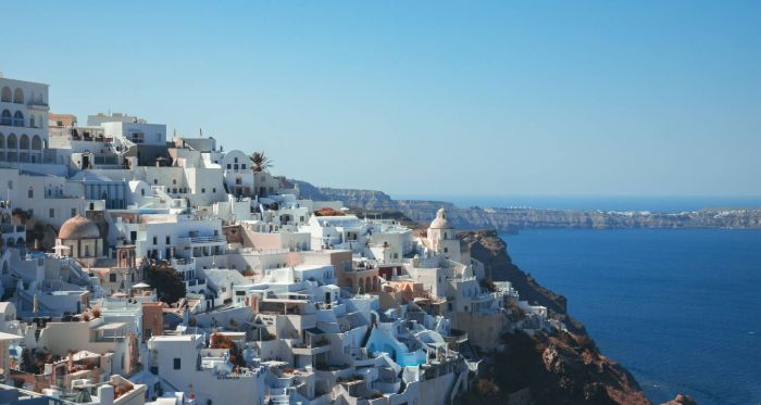 Athens Santorini Vacation Package