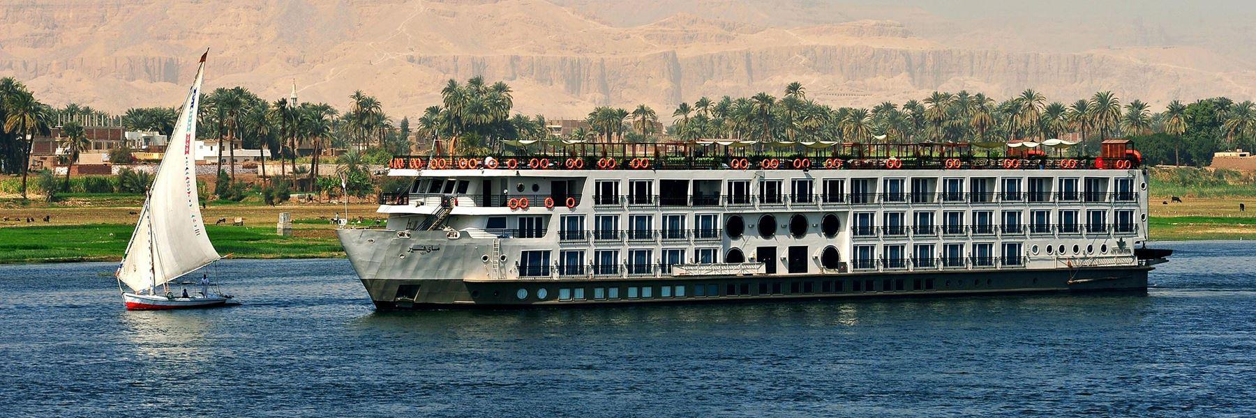 7 Nights / 8 Days Classic Nile Cruise