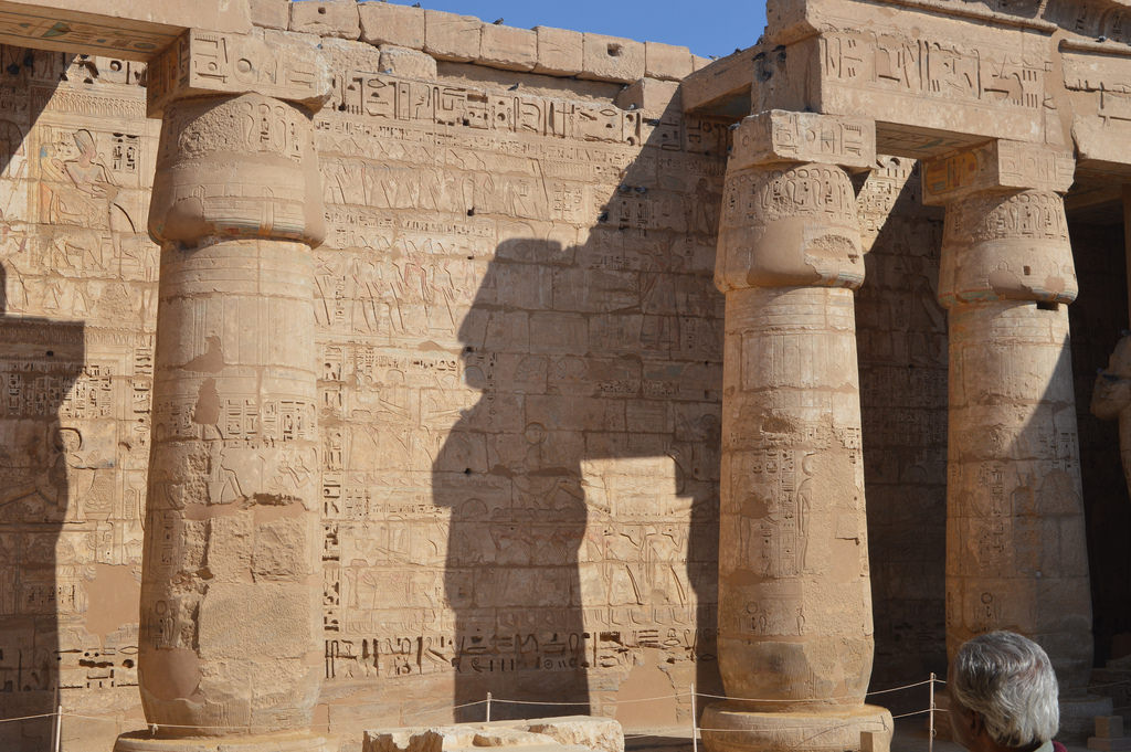 Day Tour to Ramesseum Temple, Habu Temple, and  Nobles Valley