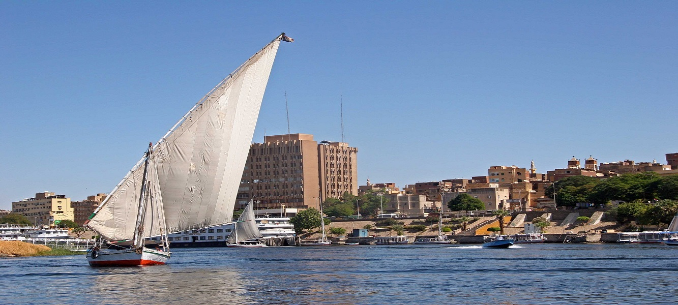 Felucca Ride on the Nile