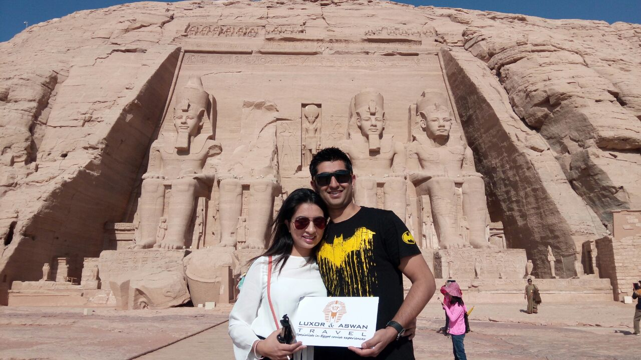 Day Trip to Abu Simbel from Aswan by coach