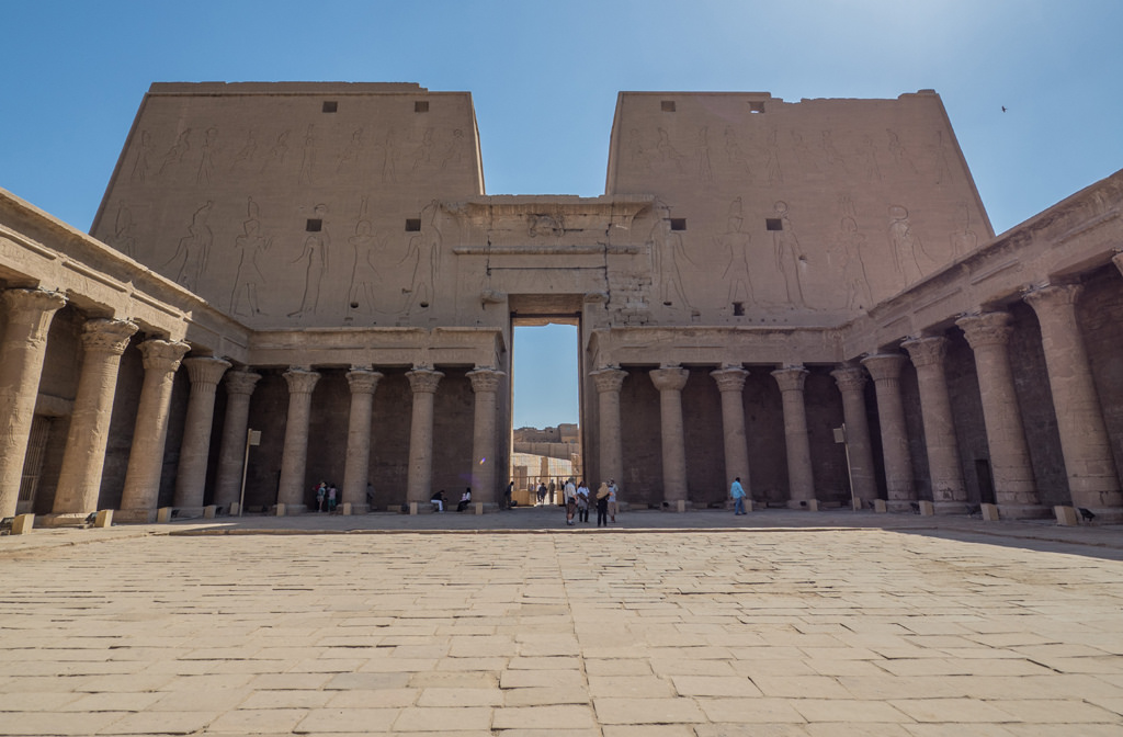 Private tour to Kom Ombo and Edfu Temples from Aswan