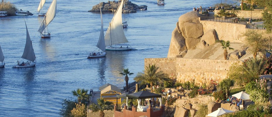 Felucca Ride on the Nile in Aswan