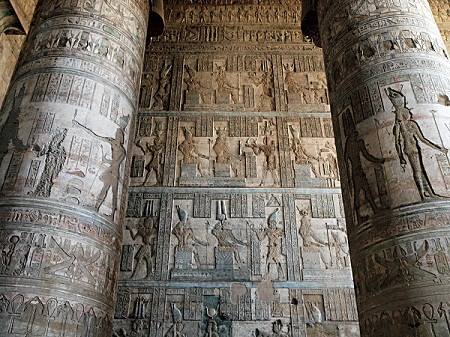 Private tour to Danderah and Abydos from Luxor