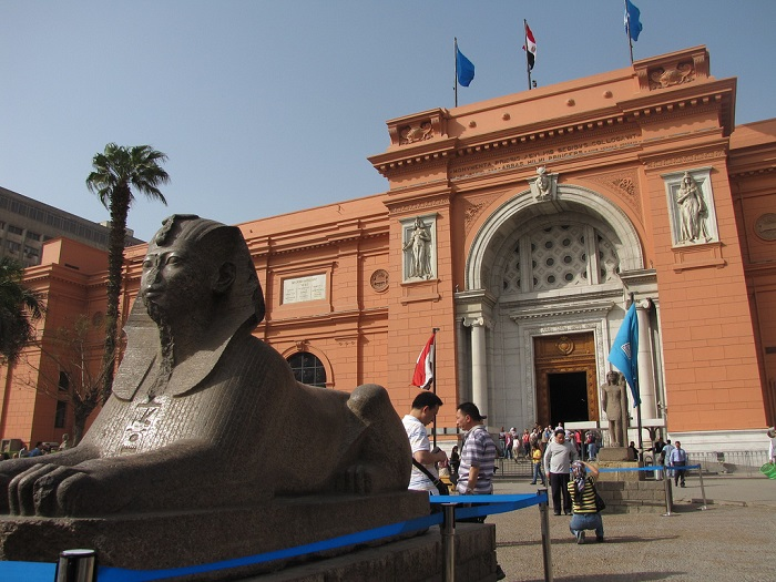Day Tour to Cairo from Safaga Port