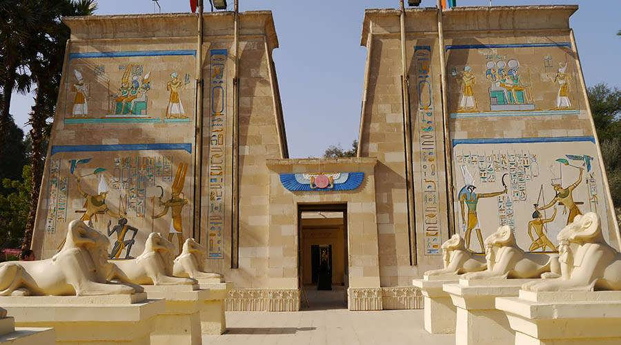 Private day tour to the Pharaonic Village