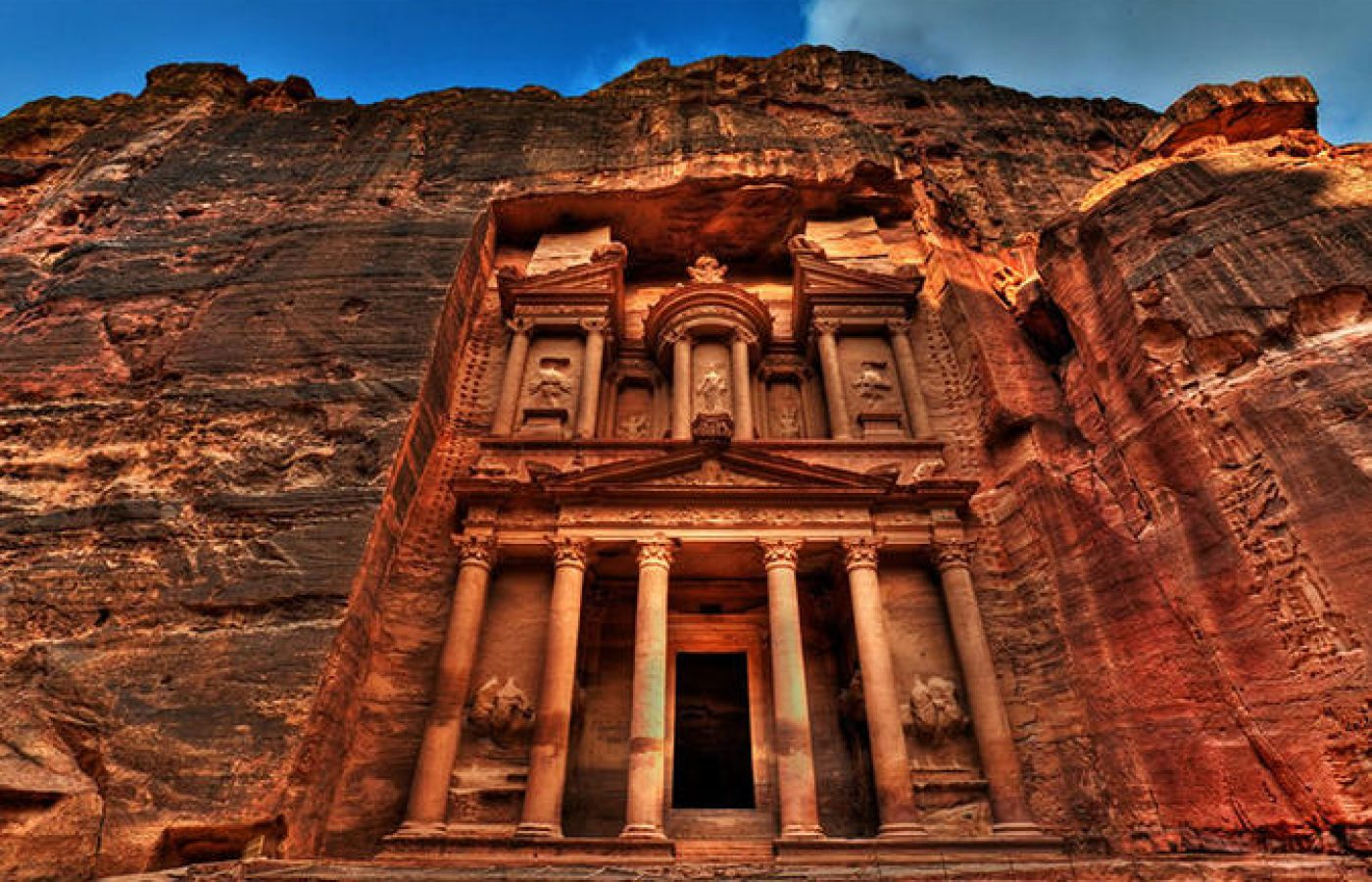 Egypt and Jordan Short Package