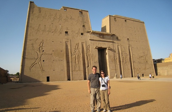 15 Day Luxury Nile Cruise, Pyramids and Oasis