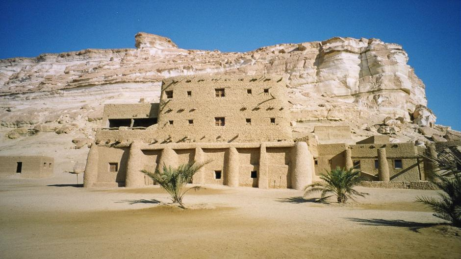 10 Day Egypt Desert Trek