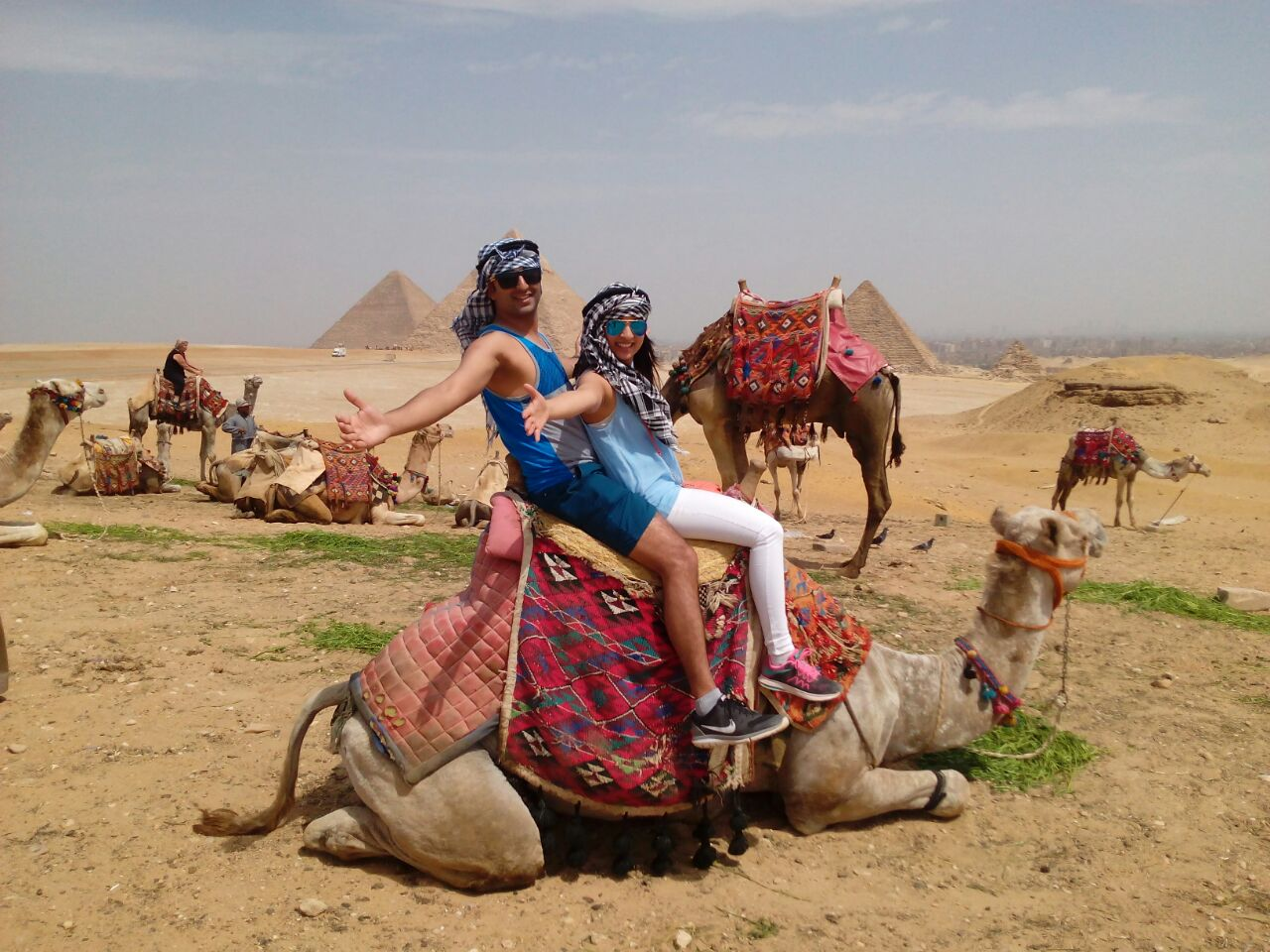 12 Day Cairo, Nile Cruise, And Sahara Desert Tour