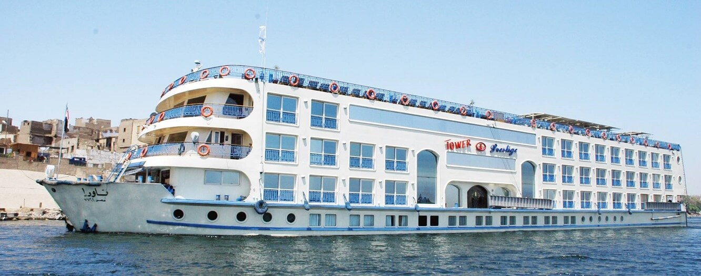 Tower Prestige Nile Cruise - Luxor and Aswan Travel