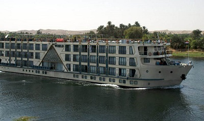 Princess Sarah II Nile Cruise