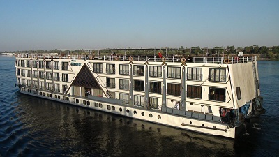 Princess Sarah Nile Cruise