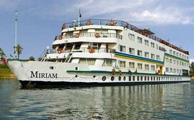 MS Miriam Nile Cruise
