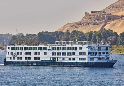 MS Tamr Henna Nile Cruise