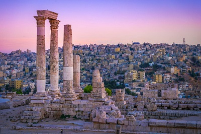 Half Day Amman City Tour