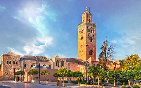 Day Tour to Marrakech from Agadir Port