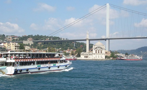 Full Day Bosphorus and Asia