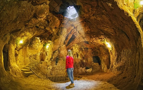 Red Tour Cappadocia (Full Day Tour)