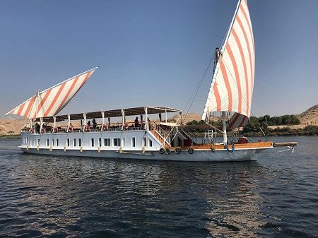 Dahabiya Nile Cruise   Dahabiya Cruise Aswan To Luxor 2021 ...