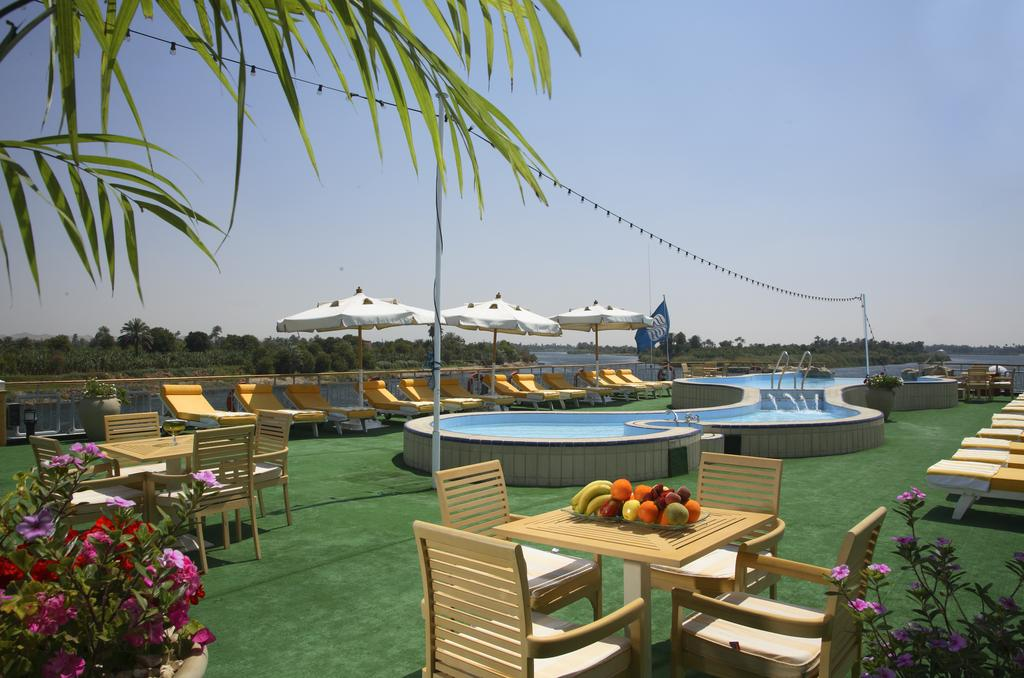 Sonesta Star Goddess Nile Cruise