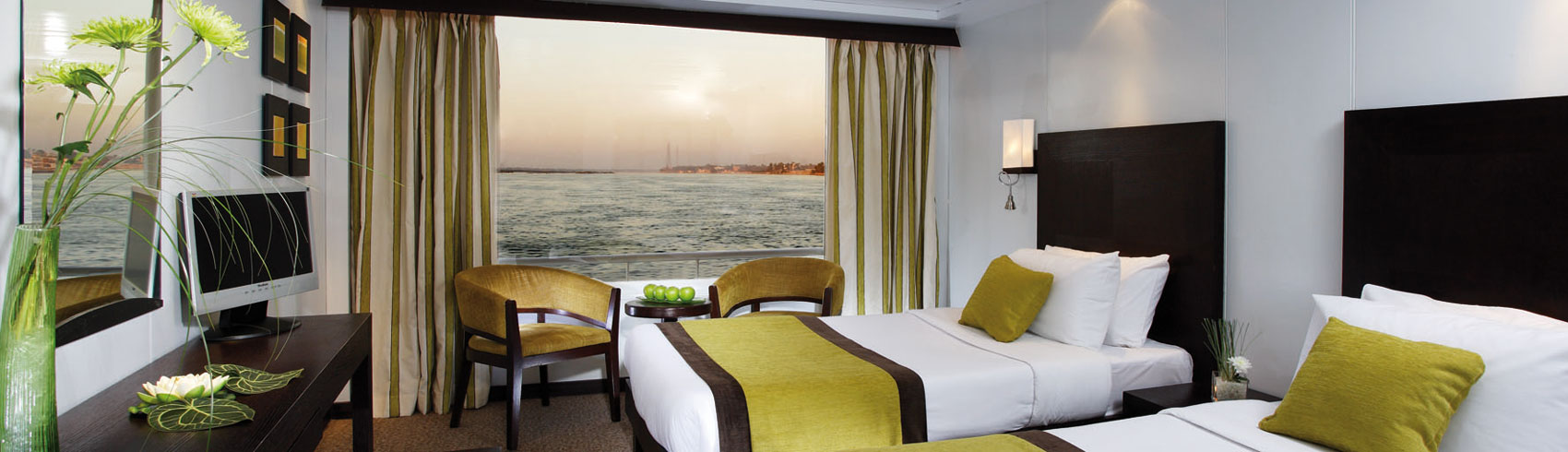 Movenpick Royal Lily Nile Cruise Luxor And Aswan Travel